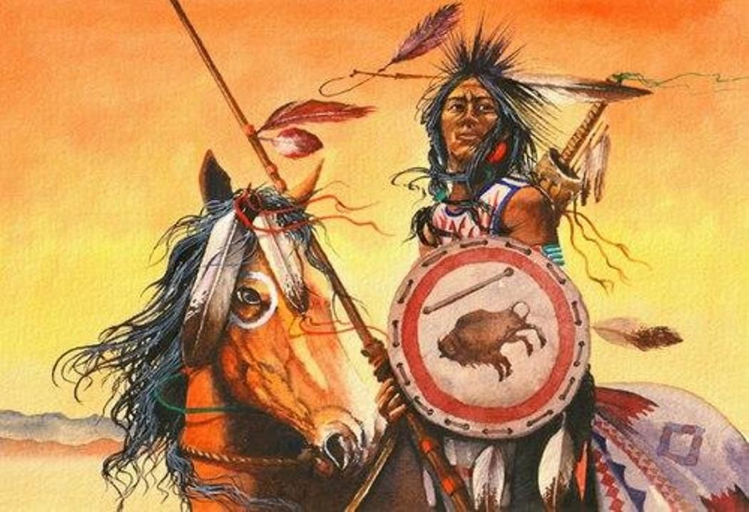 Art peter williams kk american indian art indian art