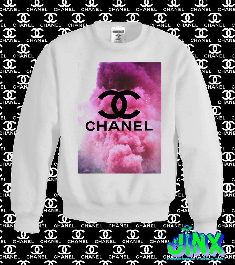 71b057a614 $179.00 Playera o Camiseta Sudadera Chanel - Comprar en Jinx | ipv ...
