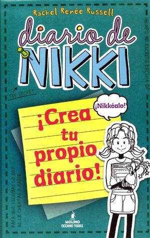 Dibujos De El Diario De Nikki Para Imprimir Buscar Con Google Dork Diaries Books To Read Books