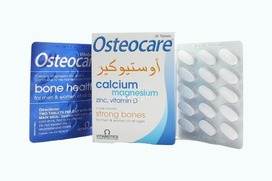 أوستيوكير Osteocare Strong Bones Vitamins Pill