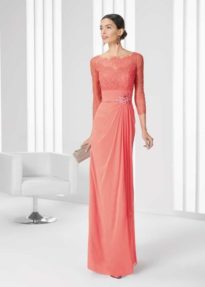 Precios de vestidos de novia rosa clara 2016