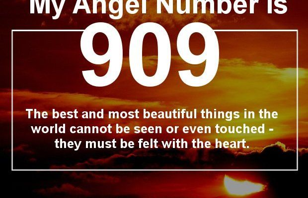 Be Inspired By The Power Of Angel Number 909 Discover Why