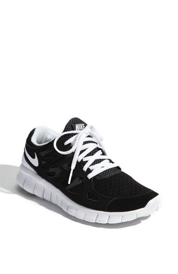 5382915c1e4d The most comfortable workout shoes I ve ever owned   I hate wearing shoes.  Black Nike Free