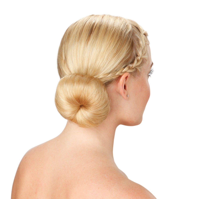 Jml Hot Buns 2 Piece Magic Hair Styling Styler Twist Ring