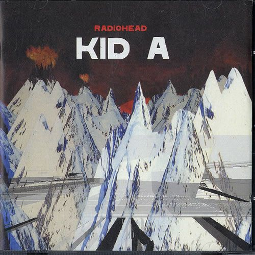 For Sale - Radiohead Kid A UK  CD album (CDLP) - See this and 250,000 other rare & vintage vinyl records, singles, LPs & CDs at http://991.com