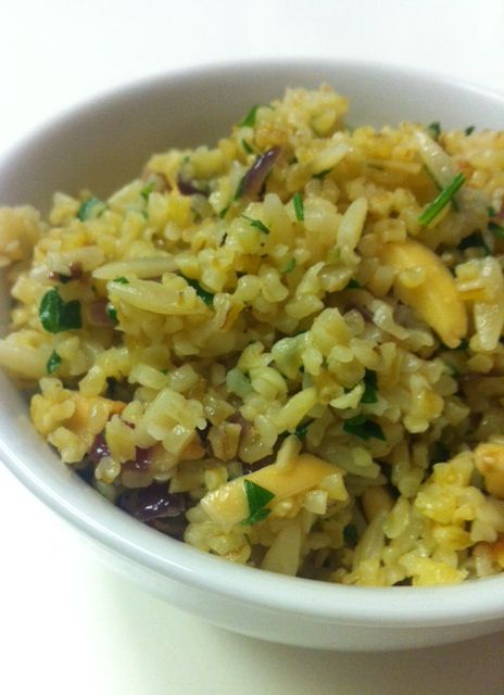 Pantry Pilaf | Simple Gourmet #Quinoa