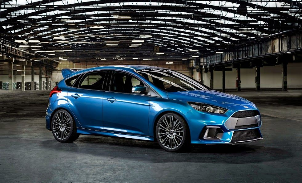 Ford Focus Rs Focus Rs New Ford Focus Ford Focus