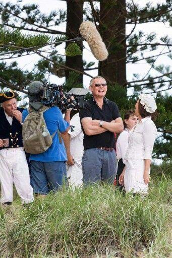 Martin Clunes on Norfolk Island