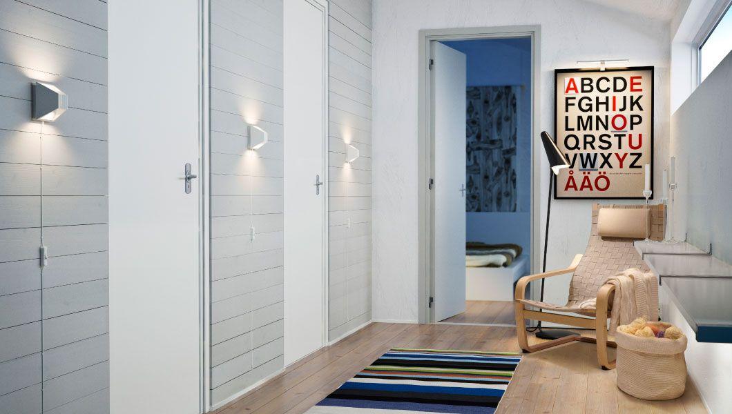 ikea sterreich inspiration schlafzimmer berall led ein raum mit vikt led wandleuchte. Black Bedroom Furniture Sets. Home Design Ideas