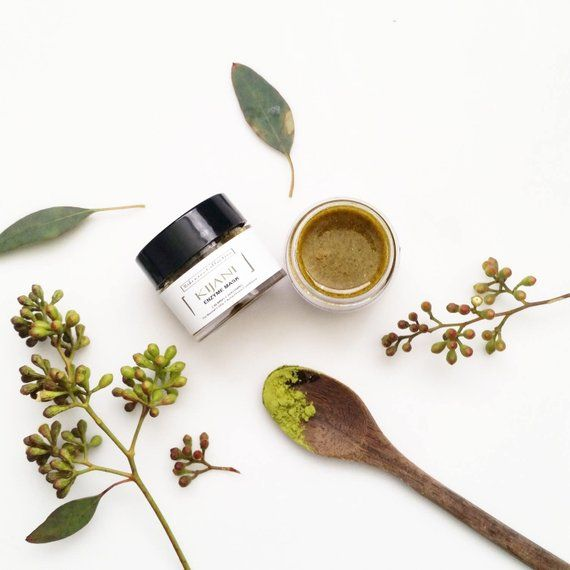 Photo of KIJANI Enzyme Mask || For Oily Skin || Organic Ingredients || Manuka Mask || Tumeric Mask || Skincare