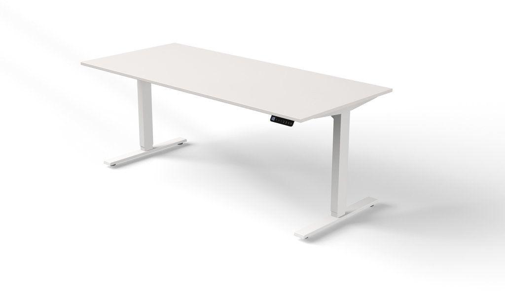 Schreibtisch Elektrisch Hohenverstellbar Serie Etk3 Im Mass 180 X