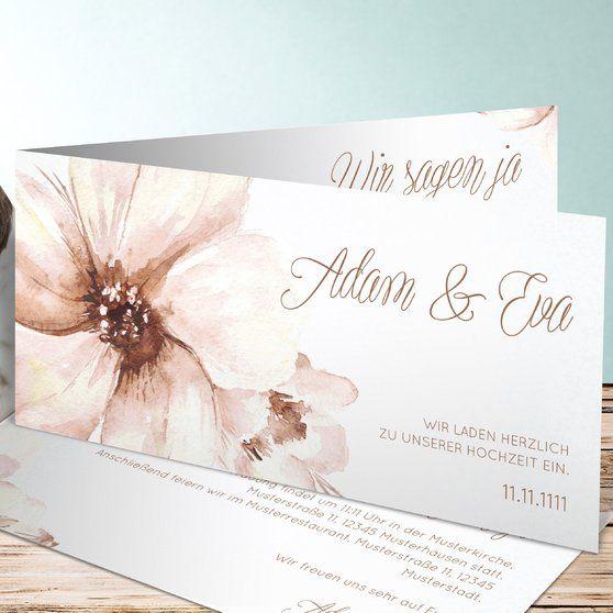 Hochzeitseinladungen Online Selbst Gestalten Hochzeit