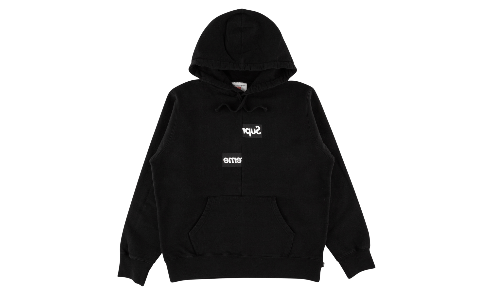 Supreme Cdg Split Box Logo Hooded Sweatshirt Su5626 In 2021 Supreme Sweatshirt Hooded Sweatshirts Supreme Hoodie [ 1200 x 2000 Pixel ]