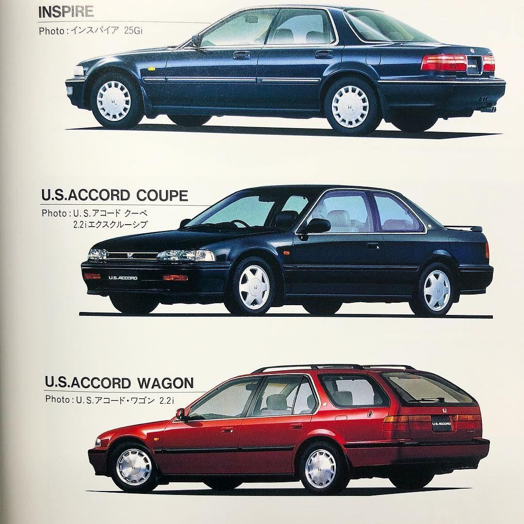 accord wagon club