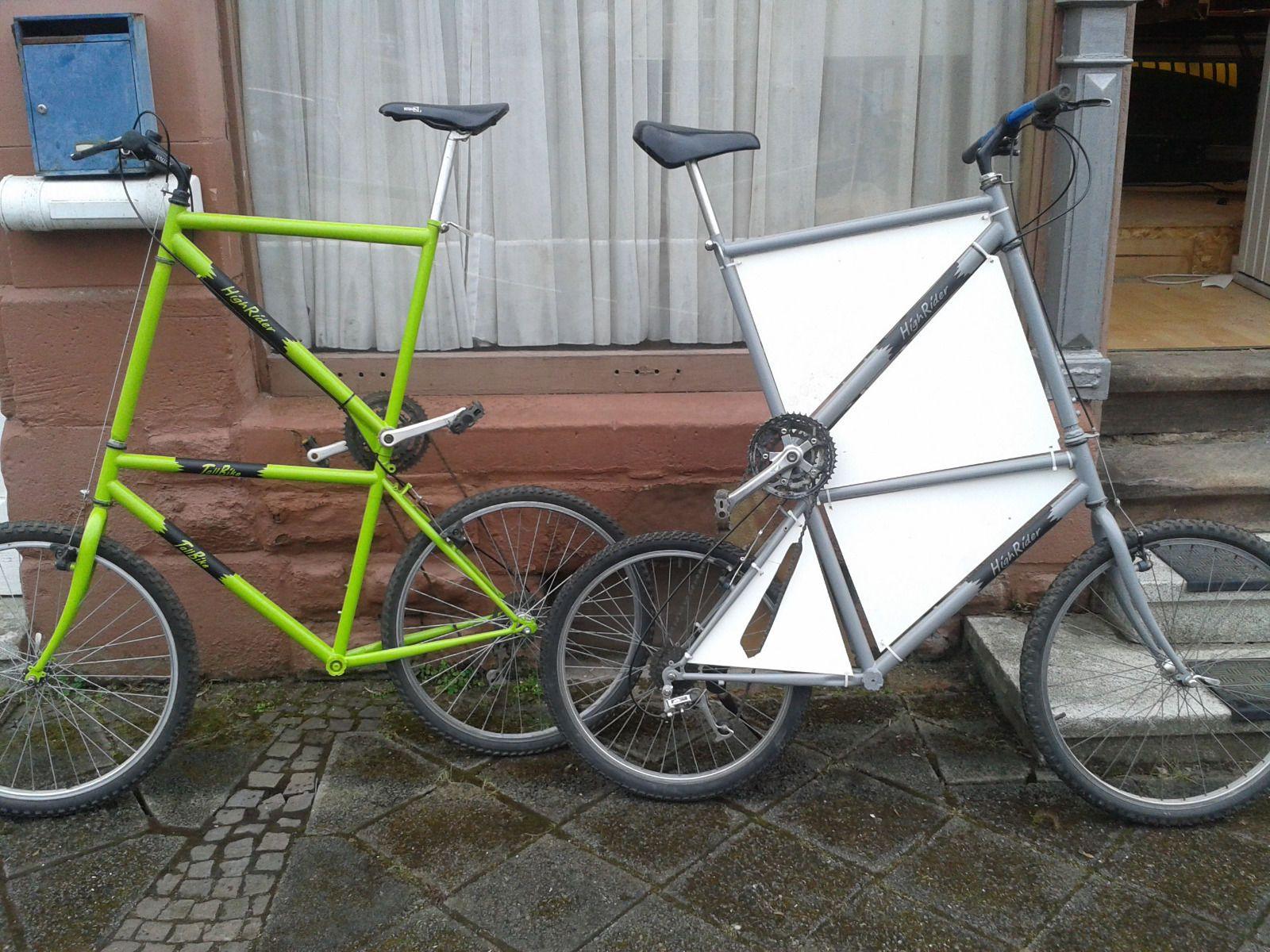 Farthing Tall Bike Homemade Racing Ladies Bike Mountain Bike Gents High Rider Ebay Bicycle Design Womens Bike Bicycle