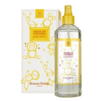 Alvarez Gomez Ninos Colonia 300ml Agua De Colonia Perfume El
