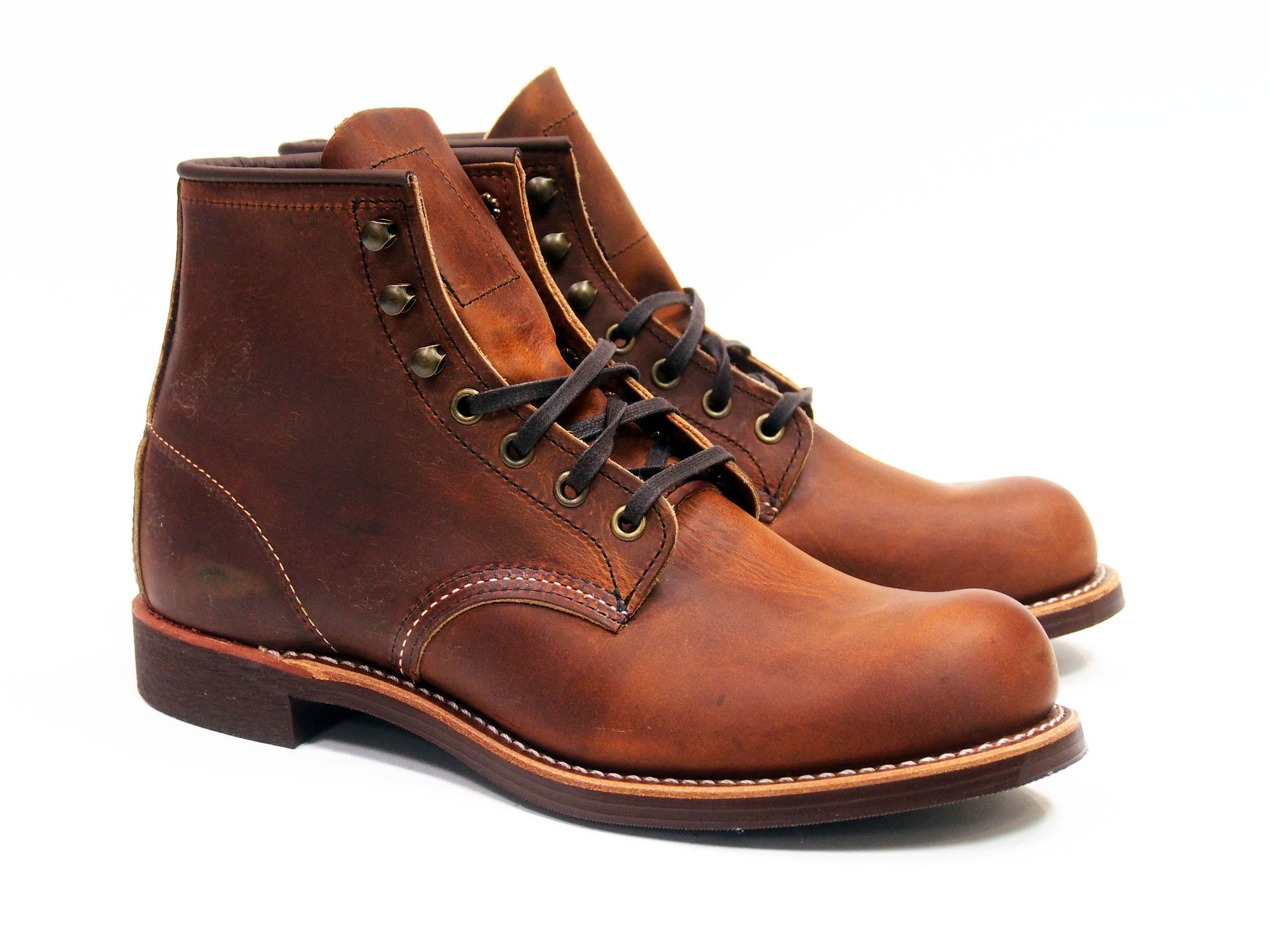 Red Wing Heritage Blacksmith Boots 3343 In 2019 Projects