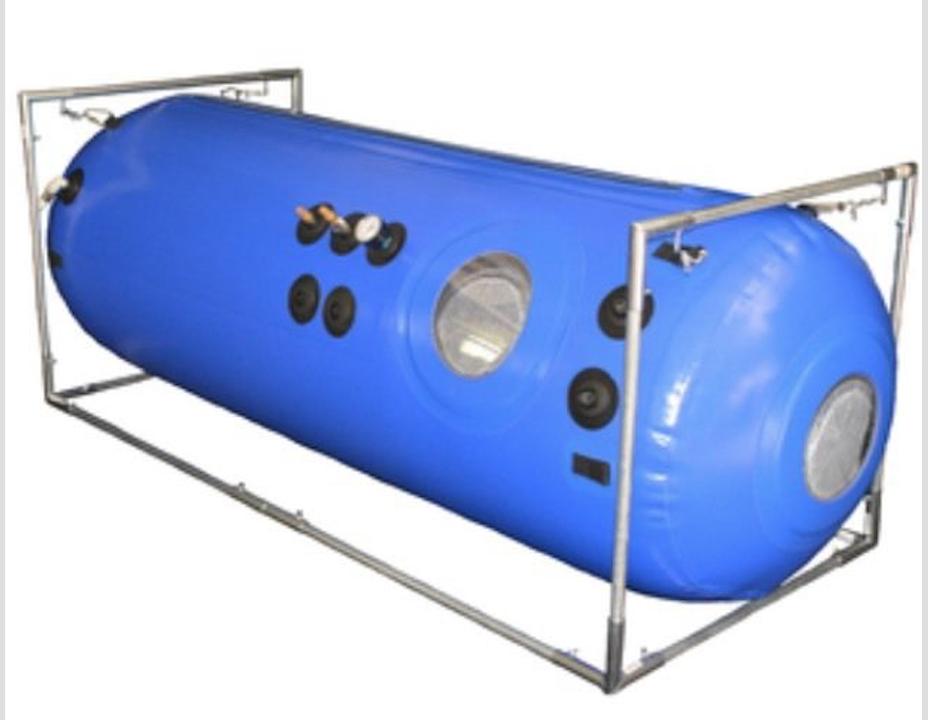 "27"" Hyperbaric Chamber BUNDLE 5 Lts Concentrator Bundle"