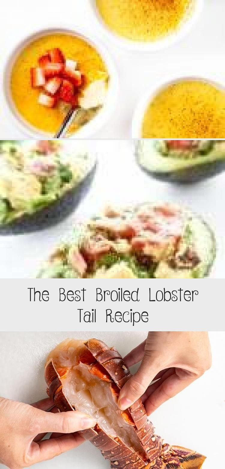 The Best Broiled Lobster Tail Recipe - Keto #lobstertail The Best Broiled Lobster Tail Recipe - This guide has all you need to know about cooking lobster tails - how to prepare lobster tails (butterfly them), how to cook lobster tails, and the BEST broiled lobster tail recipe - all in just 20 minutes! #wholesomeyum #seafood #seafoodrecipes #lobster #keto #ketorecipes #lowcaarb #lowcarbrecipes #datenight #holidaydinner #seafoodrecipesketo #lobstertail The Best Broiled Lobster Tail Recipe - Keto # #lobstertail