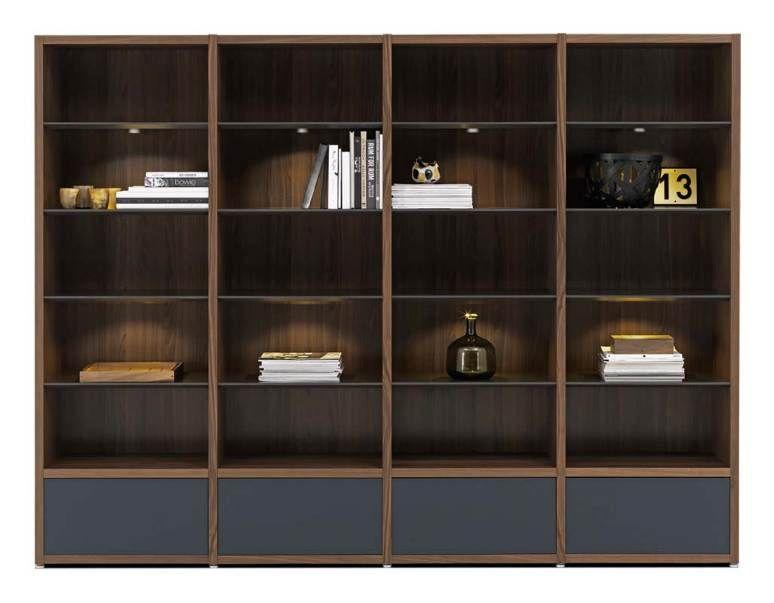 Muebles de pared Lecco - Calidad de BoConcept muebles maru