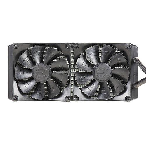 Evga Clc 280mm Liquid Cooling System Black Cool Things To