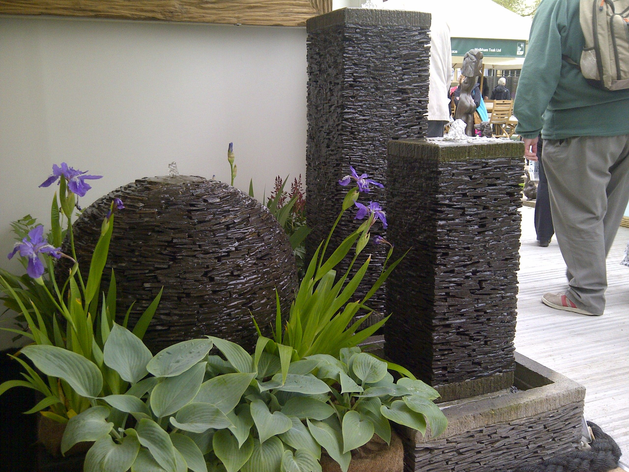 Slate Water Features