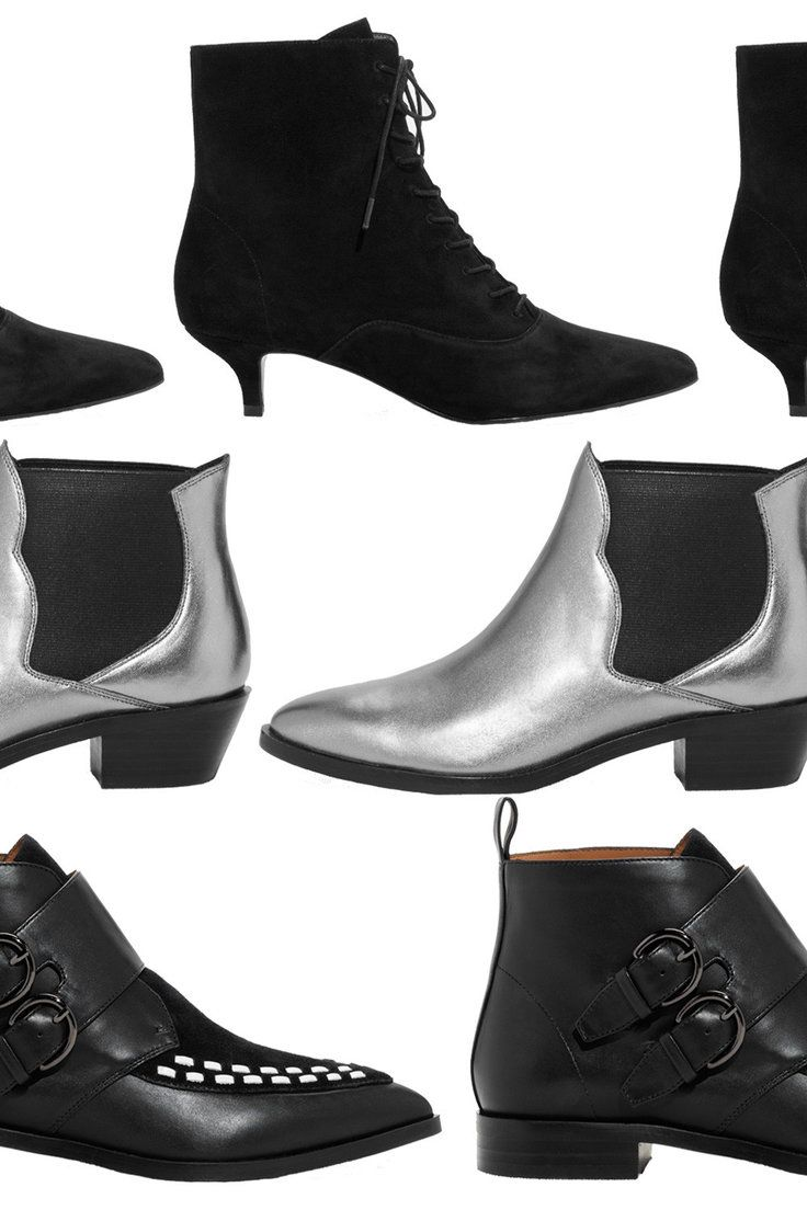 18 Must-Have Boots for Fall - A classic pair of boots is the cornerstone of every great fall outfit. Snag a pair (or three) that you like and getting dressed in the a.m. will be that much easier. Shop 18 of our favorite styles below.