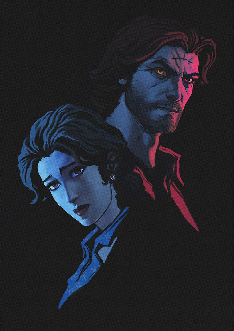 Pin By Leona Lackovic On Art 2 The Wolf Among Us Wolf Red Riding Hood Wolf