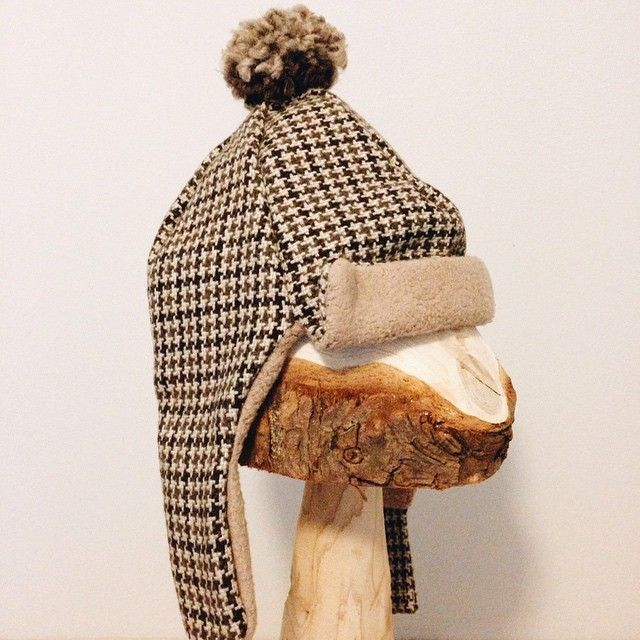 Lovely caps by Dumpies. recycled wool.
