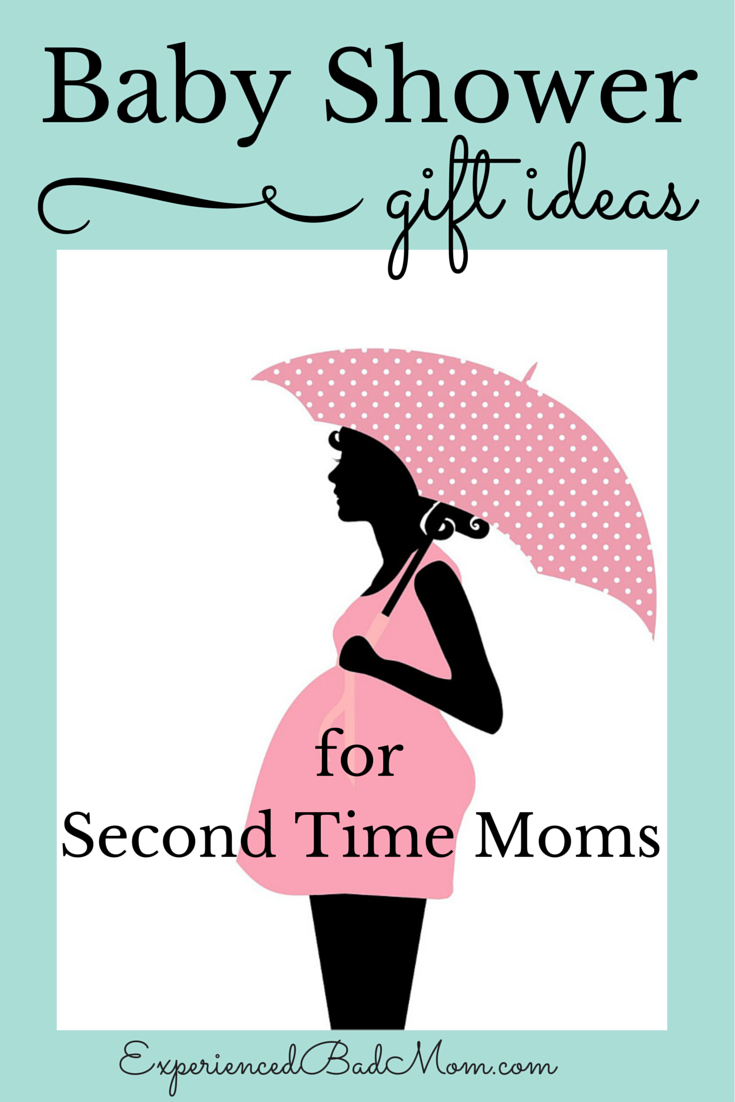 baby shower gift ideas for second-time moms | parenting humor