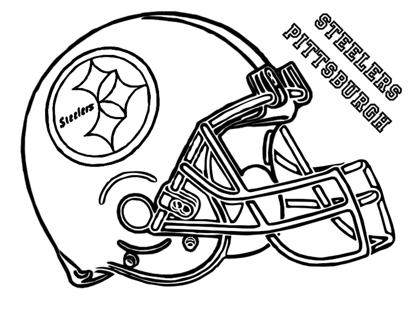 Pin By Brenda Guerrero On Arts N Crafts Football Coloring Pages Nfl Football Helmets Football Helmets