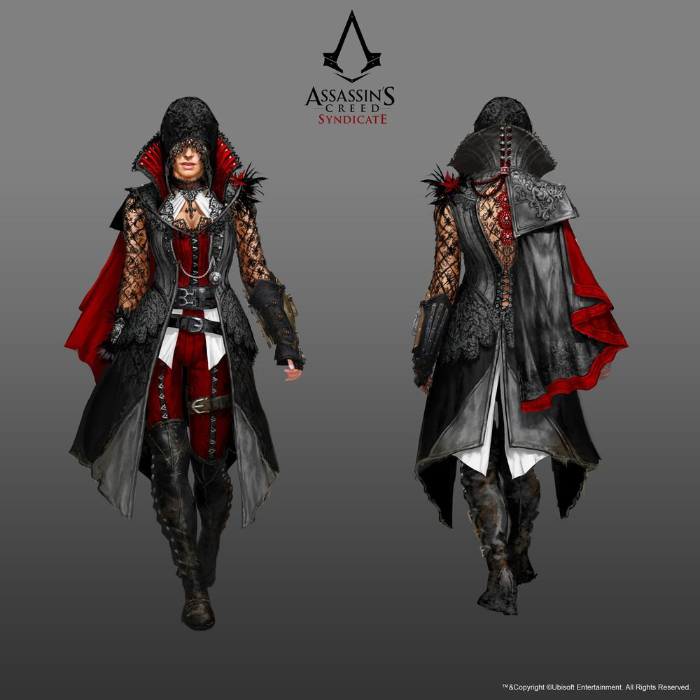 Evie Frye Gallery Assassin S Creed Wiki Fandom Powered By