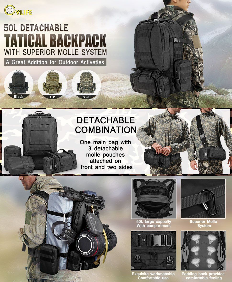 British Army Military Eqpt Padded Kit Bag Camera Tactical Small Pack