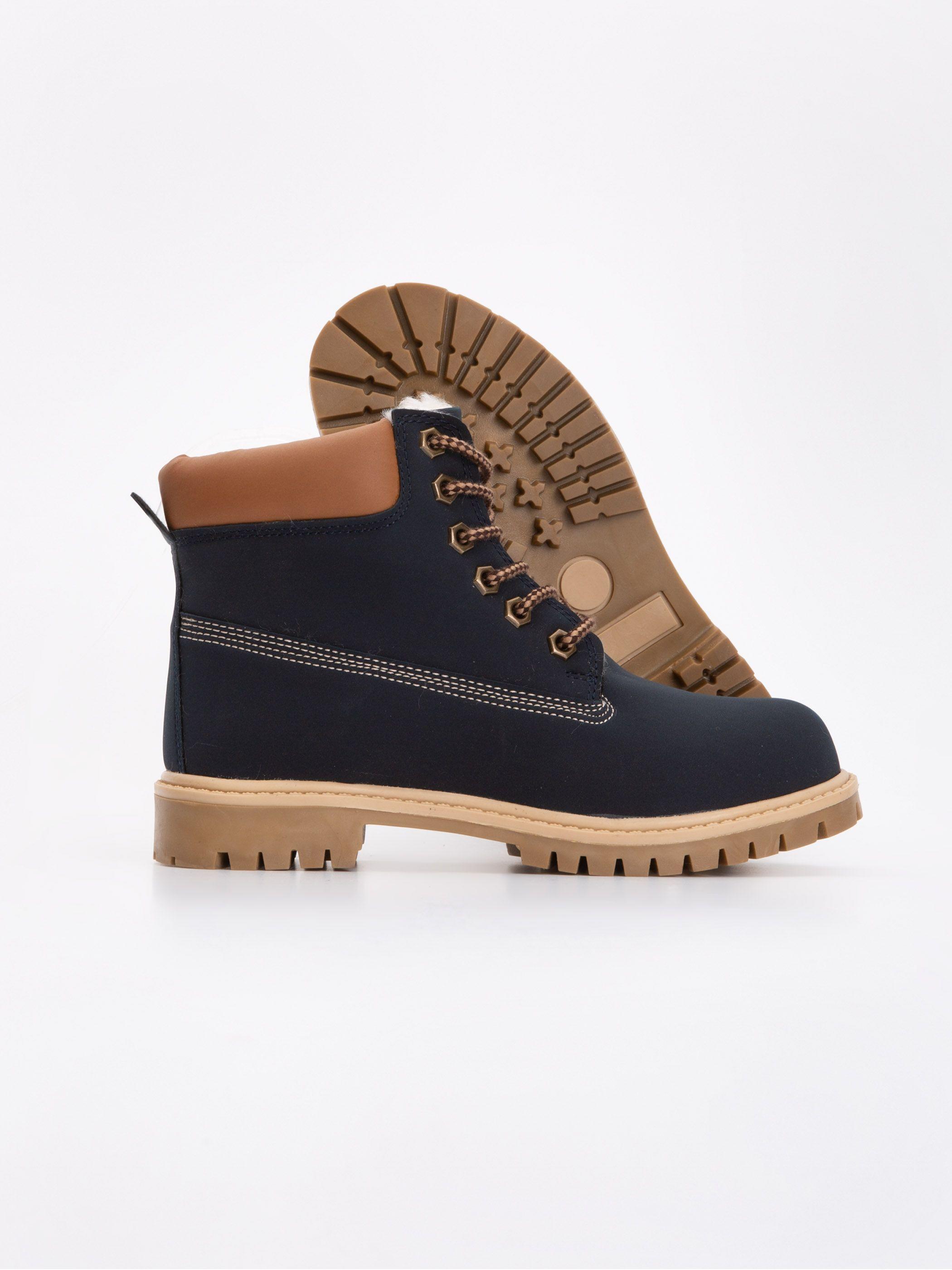 بوت سورمه ای زنانه جدید ال سی وایکیکی پوتین چکمه کفش کتونی Boots Shoe Boots Hiking Boots