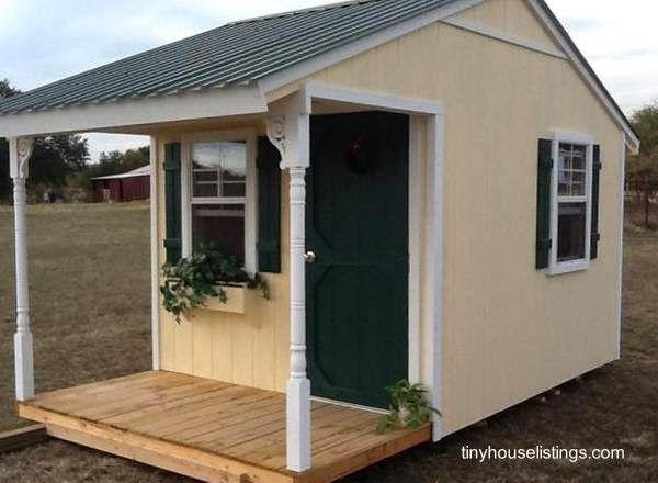 Mini casa de estados unidos expresi n de un movimiento por for Modelos de patios de casas pequenas
