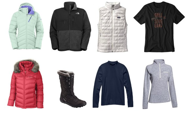 d64889ad9 Save up to 50% off your favorite brands including: The North Face ...