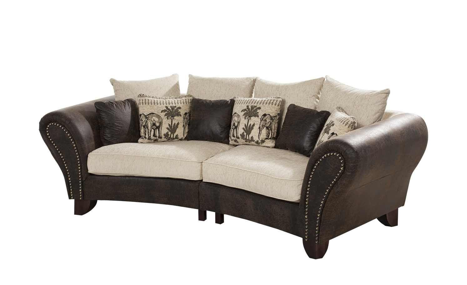 Pin Von Susanne M Auf Barsbuttel Sofa Kolonialstil Grosse Sofas Grosse Couch