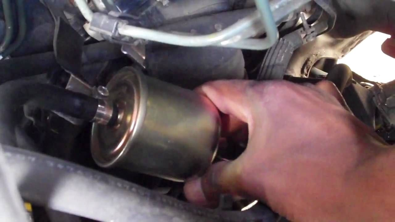 http://www.strictlyforeign.biz/default.asp How to change a fuel filter on a  Nissan Maxima