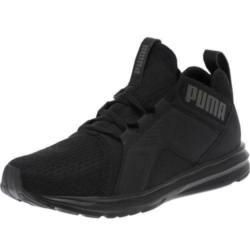 7c3ea049040f Puma Boys  Enzo Jr. Training Shoes (Black Black