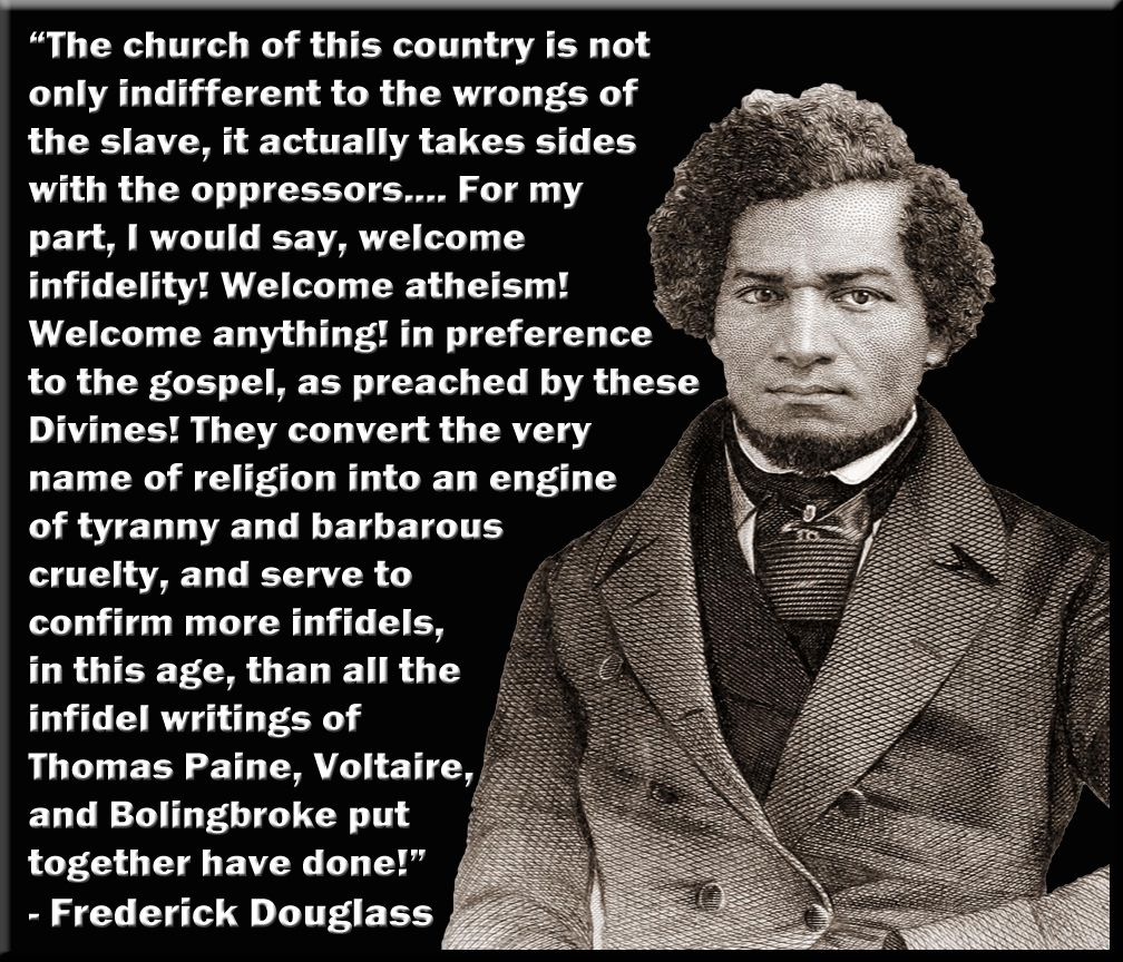 Frederick Douglass Quotes Black American Ourstory  Black History  Pinterest  Frederick