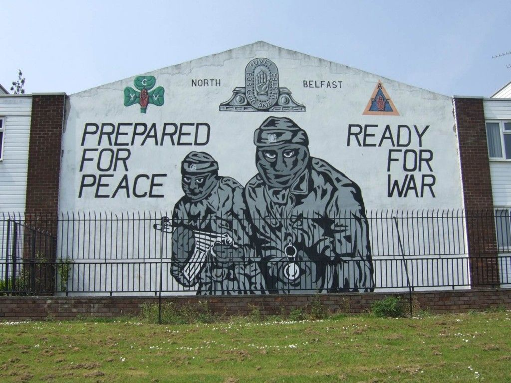 Belfast northern ireland mural on global travel for Dublin wall mural