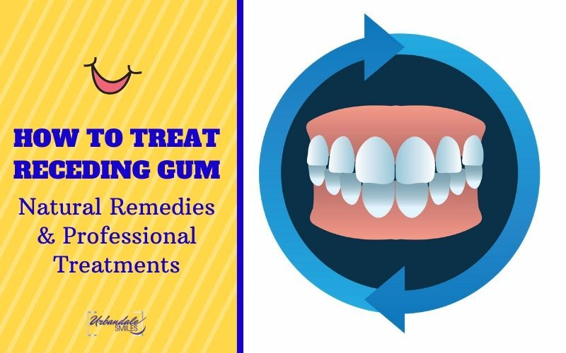 How to treat receding gums natural remedies