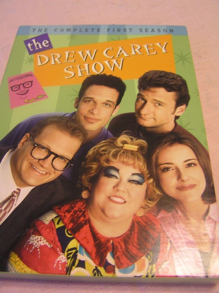DVDs The Drew Carey Show The Complete First Season 22