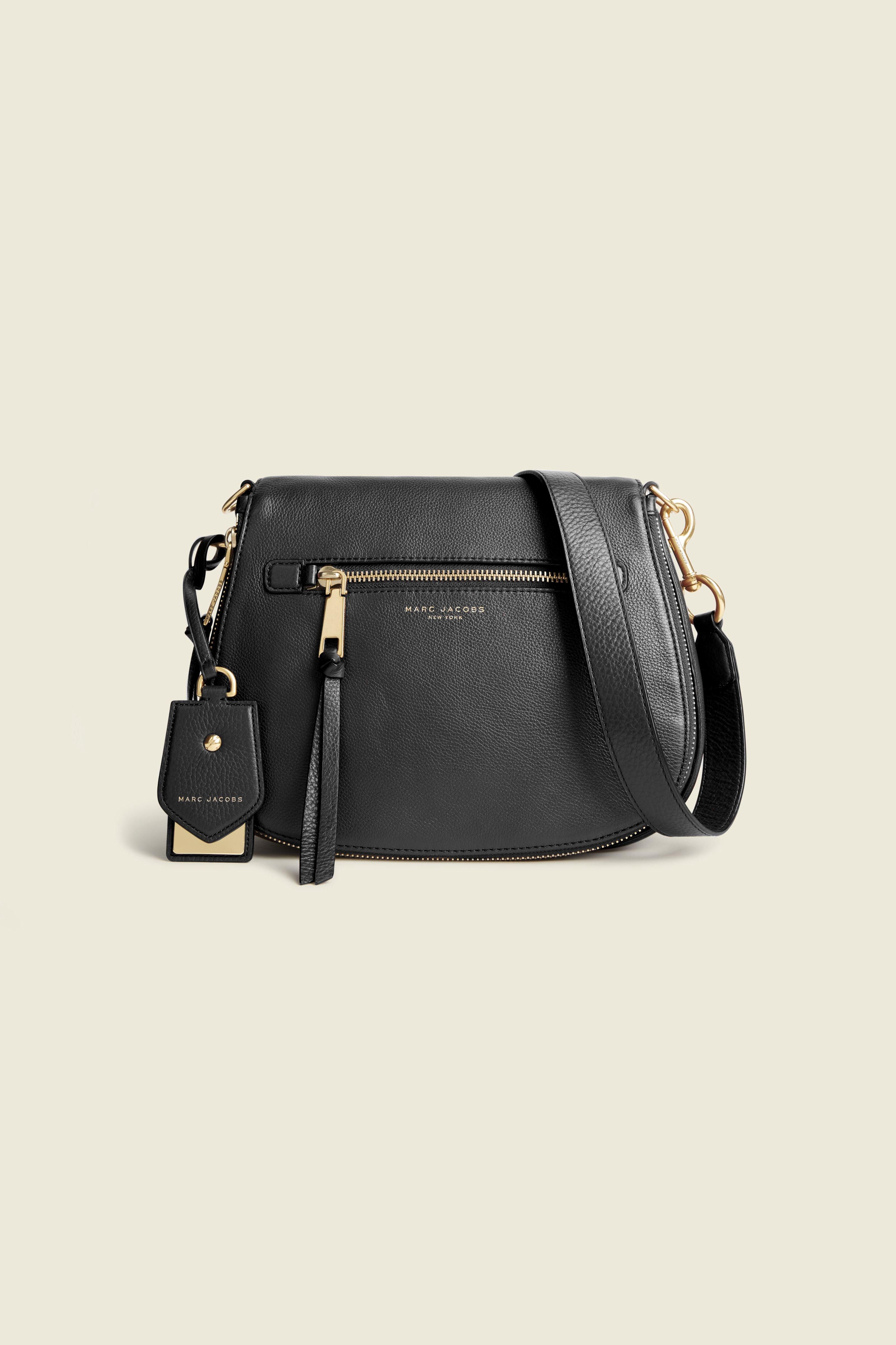 c7ffe65ea Marc Jacobs Recruit Small Nomad Saddle Bag - Shadow | Products ...