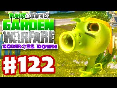 Plants vs. Zombies: Garden Warfare - Gameplay Walkthrough Part 252 ...