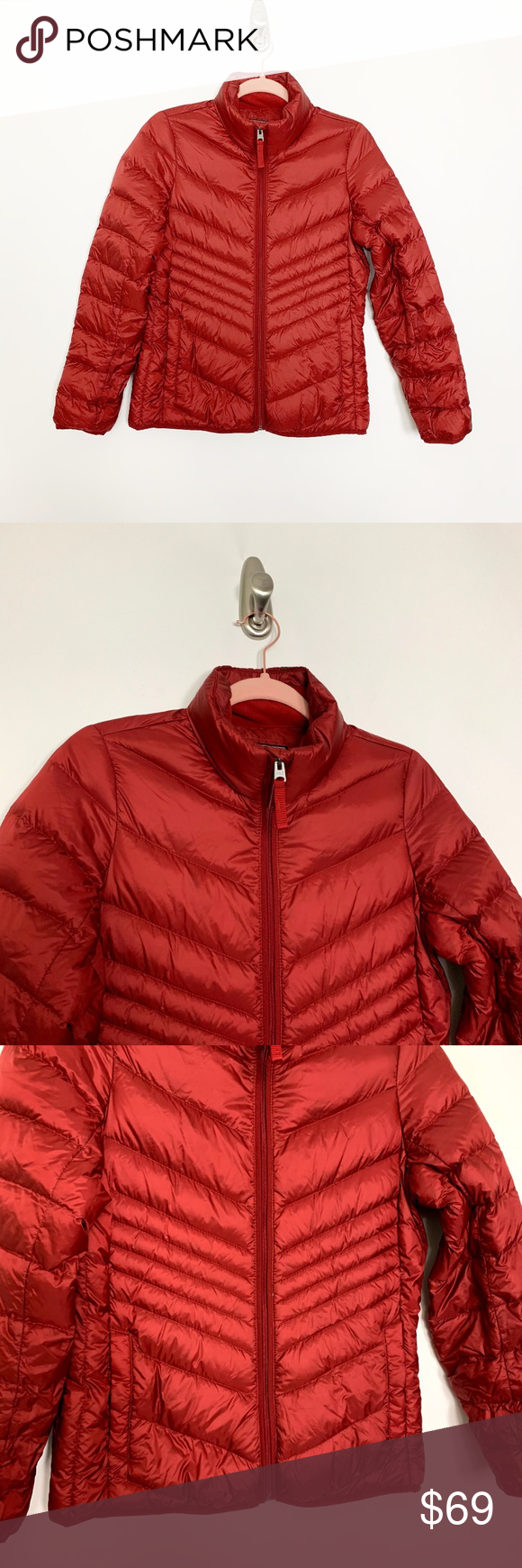 Abercrombie Fitch Puffer Jacket Red Small 2986 Brand Abercrombie Fitch Buyer Women S Item Jacke Red Jacket Abercrombie And Fitch Jackets Clothes Design [ 1740 x 580 Pixel ]