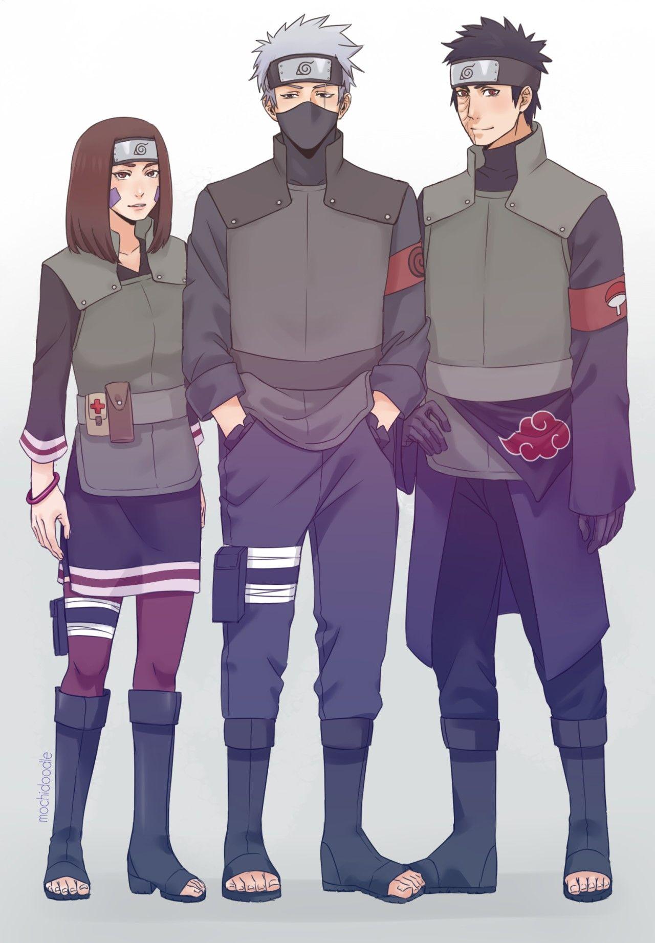 Team Minato | Naruto |...