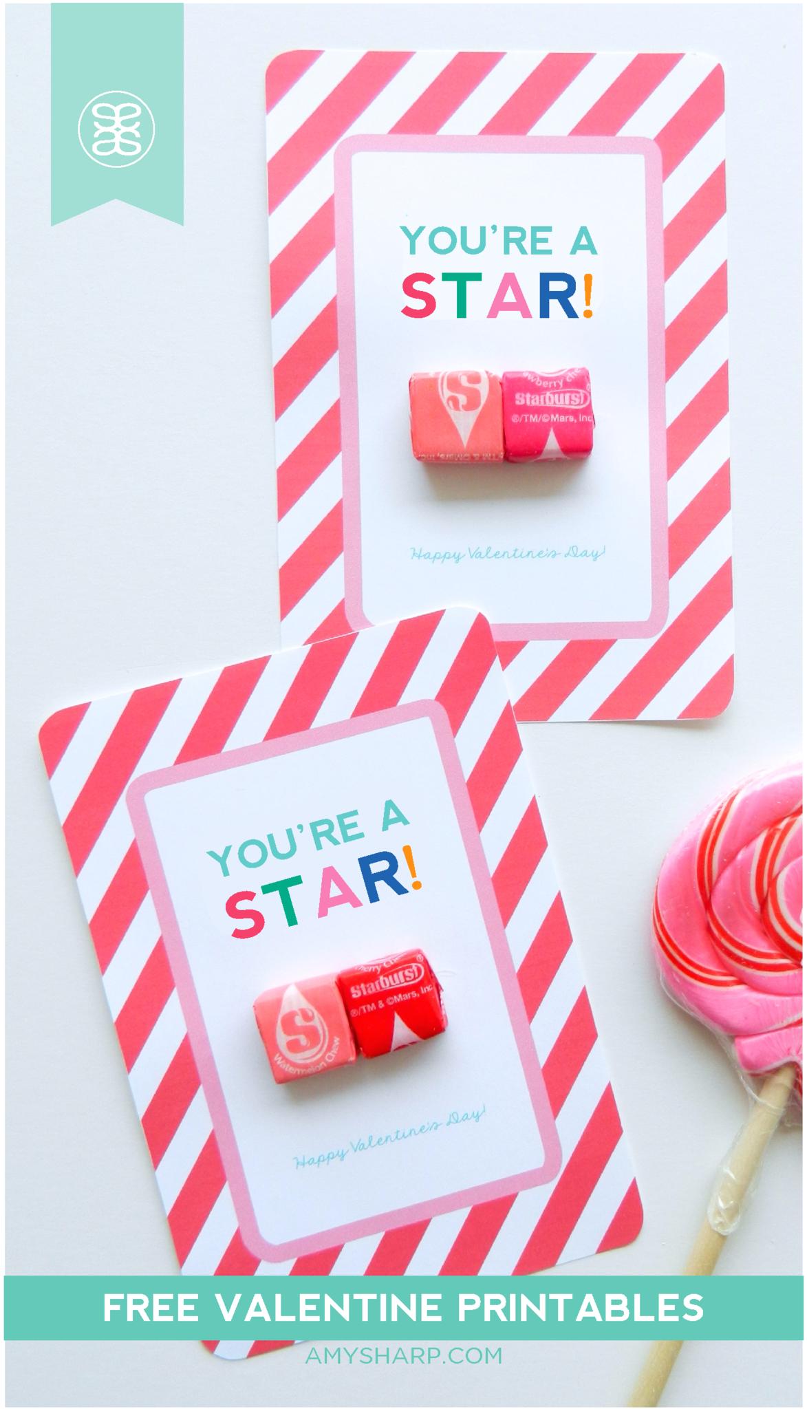 Free Valentine S Day Card Printable