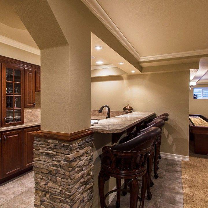 Basement Bathroom Ideas: Inspiring Small Basement Ideas
