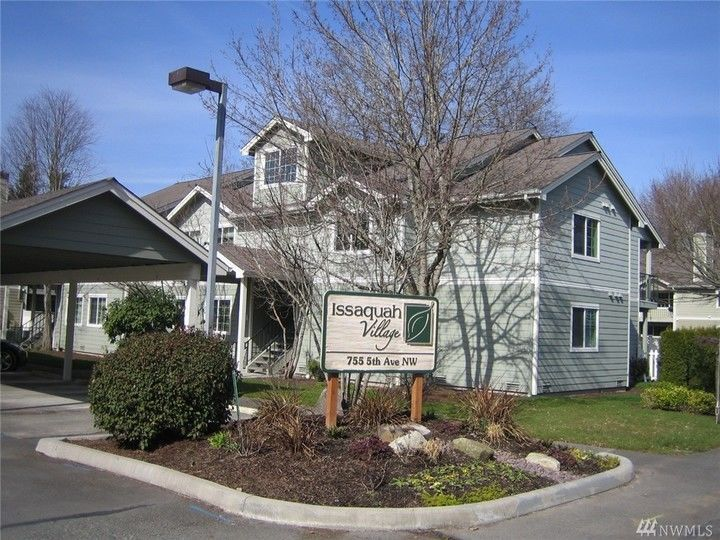 Right in the heart of Issaquah, a community bustling with ...